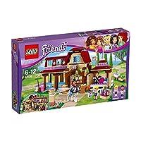 LEGO 41126 Friends Heartlake Riding Club Construction Set