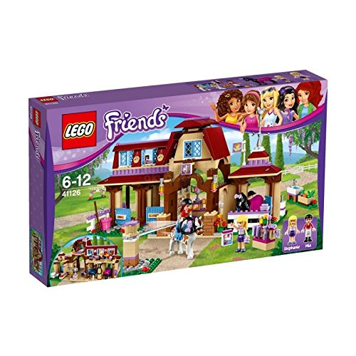 LEGO-41126-Friends-Heartlake-Riding-Club-Construction-Set-Multi-Coloured