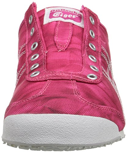 Onitsuka Tiger by Asics Mexico 66 Toile Baskets Festival Fuchsia-White