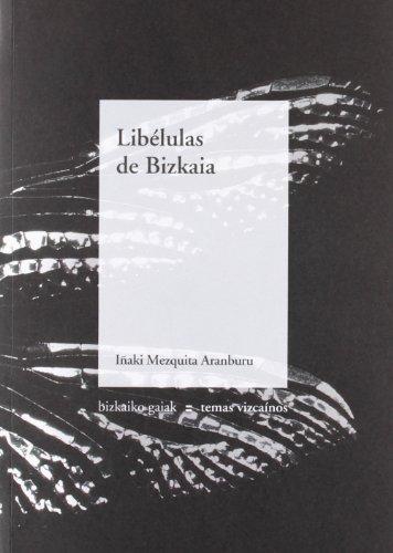 Libélulas de Bizkaia por Iñaki Mezquita Aranburu