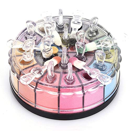 20 Farben Shimmer Glitter Lidschatten Puder Palette Kosmetik Makeup Kit Erde Farbe Smoky Eyes Pigment Mineral Lidschatten Set - 20 Farben -