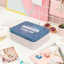 Caja Metálica Mr. Wonderful: Caja para revivir Momentos una y Otra y Otra y