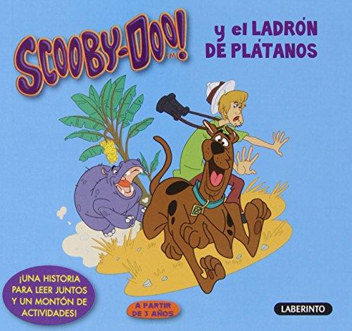 Scooby-Doo Y El Ladrón De Plátanos - Número 4 (Scooby bolsillo) por Cristina Brambilla