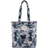 [HotStyle Fashion stampato] Plam lascia Borsetta da borsa casual per College School - Couture Diaper Bags