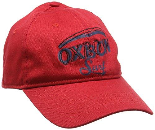 Oxbow, Berretto con visiera Uomo, Rosso (Rubis), Taglia unica
