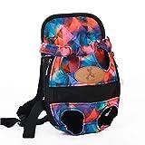 Zero Haustier Rucksack Hundeträger Hundetasche Haustier Umhänge Tragetasche Verstellbare Sichere Katze Hund Fronttaschen