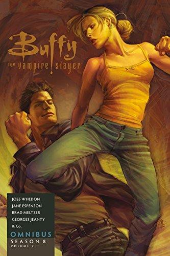 Buffy The Vampire Slayer Season 8 Omnibus Volume 2 por Joss Whedon