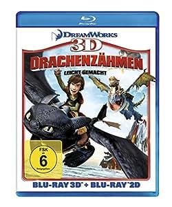 Drachenzähmen leicht gemacht  (+ Blu-ray)