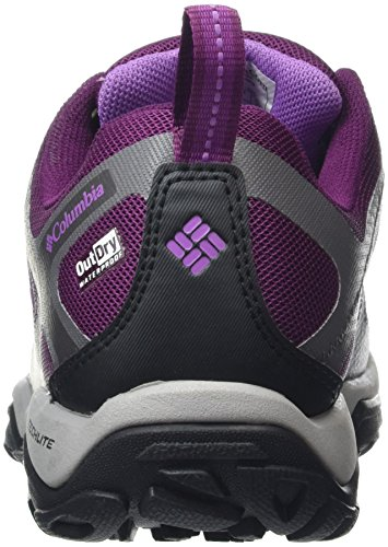 Columbia Peakfreak Xcrsn Ii Xcel Low Outdry, Scarpe da Arrampicata Donna Viola (Dark Raspberry, Northern Light 520Dark Raspberry, Northern Light 520)
