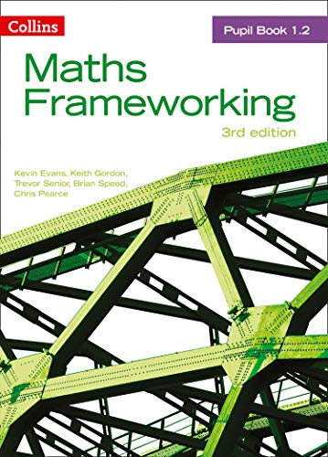 KS3 Maths Pupil Book 1.2 (Maths Frameworking)