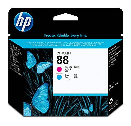 HP 88 Tête d'impression d'origine 1 x cyan, magenta