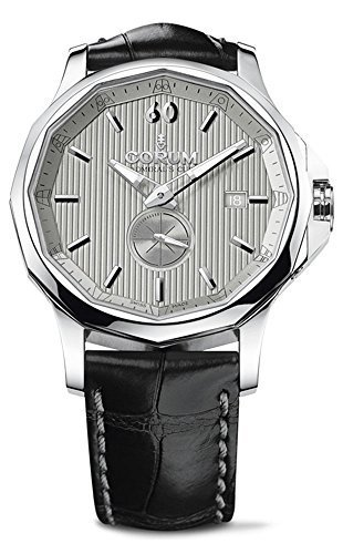Corum Admiral's Cup Legend 42 Automatic Steel Mens Watch Calendar 395.101.20/0F01 FH10