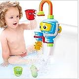 INCHANT Bebé Juguetes para el baño de agua de ducha Bañera pulverizador juguete Fuente para niños Niños Bebés Estación de spray submarino por encima de 3 años más viejo