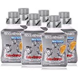 SODASTREAM CLASSICS 6x Cola+Orange Geschmack ohne Zucker, 500 ml