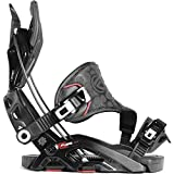 Flow Fuse GT Hybrid Snowboardbindung 2019 - Black Gr. XL