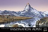 Faszination Alpen 2018: PhotoArt Panorama Kalender