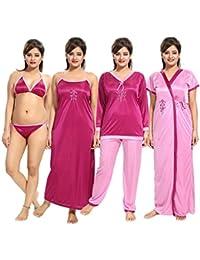 e8d9a9e814 Fabme Women s Nighties   Nightdresses Online  Buy Fabme Women s ...