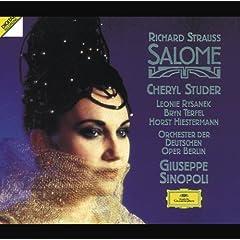 """R. Strauss: Salome, Op.54 / Scene 4 - """"Wahrhaftig, Herr, es w�re besser, ihn in unsre H�nde zu geben!"""""""
