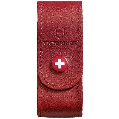 Victorinox 4.0520.1 Etui Cuir Rouge