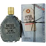 Diesel Fuel for life Denim Collection homme / men, Eau de Toilette, Vaporisateur / Spray, 50 ml