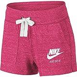 Nike Damen Gym Vintage Shorts, Watermelon/Sail, M