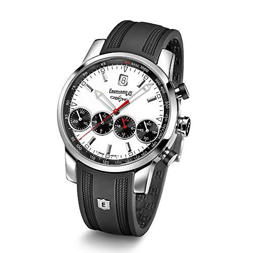 Eberhard 31052.6 CU Montre chronographe pour Homme avec chronographe Automatique
