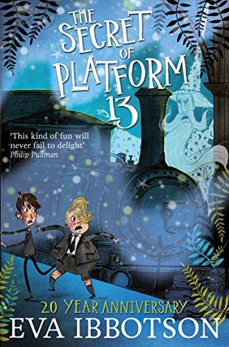 The Secret of Platform 13 por Eva Ibbotson