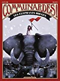 Les  éléphants rouges