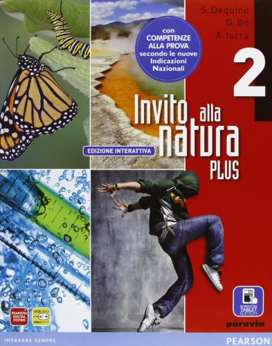 Invito alla natura plus. Per la Scuola media. Con e-book. Con espansione online: 2
