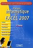 Pratique informatique sur Excel 2007...
