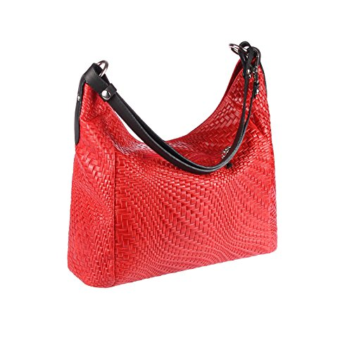 OBC Only-Beautiful-Couture, Borsa tote donna rosa Rosa ca.: 42x33x12 cm (BxHxT) Rot