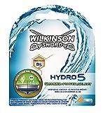 Wilkinson Sword Hydro 5 Groomer/Power Select Rasierklingen Klingen, für Herren Rasierer, 4 St