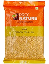 Pro Nature Organic Moong Yellow, 500g