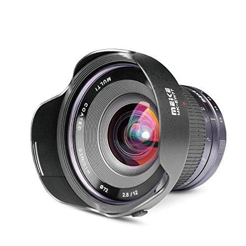 Meike Optics MK 12mm f2.8 Ultra-Weitwinkel Objektiv für Canon EF-M