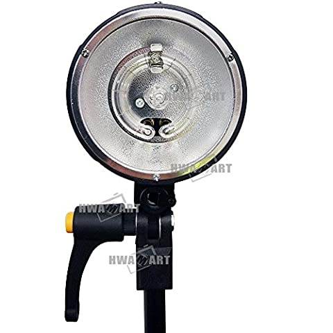HWAMART ® Point d'éclair professionnel MonoLight 180 Strobe Flash Light