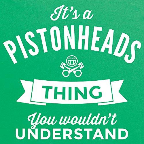 It's a PistonHeads Thing T-Shirt, Herren Keltisch-Grn