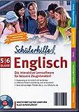 Schülerhilfe! ~ Englisch ~ Klasse 5/6 ~ Die interaktive Lernsoftware für bessere Zeugnisnoten! ~ Abgestimmt auf die Lehrpläne aller Bundesländer