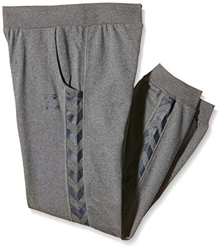 20 Damen-fleece-hosen (Hummel Damen Jogginghose Classic Bee Sweat Pants dark grey melange, XXL)