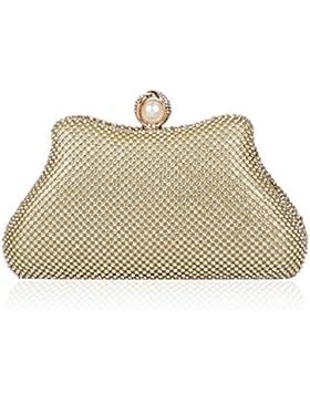 Damara® Trapez Ball Damen Tragbar Henkeltasche Handtasche