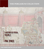 A History of Persia Volume 2