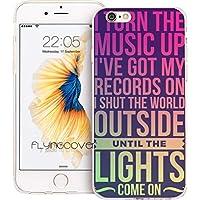 STMBGZGW Funda Transparente para teléfono móvil Todo Incluido de Shell Suave para Funda iPhone 5 and