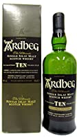 Ardbeg - Single Islay Malt (old bottling L8) - 10 year old Whisky from Ardbeg