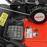 HECHT 5654 Rasen-Lüfter Motorvertikutierer (3,5 PS, 38 cm Arbeitsbreite, 6-fache zentrale Höhenverstellung, 40 Liter Fangkorb) - 8