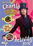 Best Roald Dahl Films Livres - Charlie and the Chocolate Factory Activity Book Review