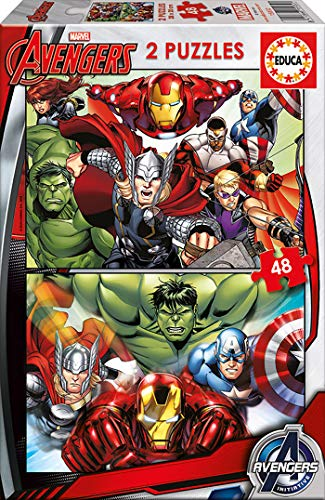 Educa Borrás- Avengers Puzzle (15932)