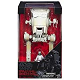 Star Wars Imperial AT-ST Walker and Imperial AT-ST Driver Action Figures The Black Series 3.75 inch Exclusive