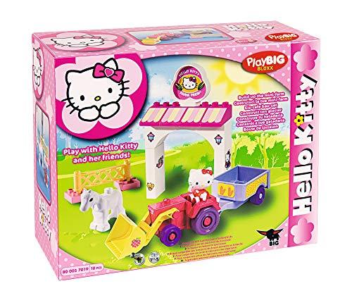 Imagen principal de BIG 800057019 - Juego de construccin, granja de Hello Kitty