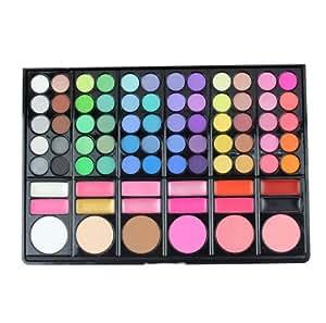 Make-up compact makeup palette 60 Eyeshadow plate 12 lipstick 3 blush Makeup Sets maquiagem conjunto Makeup Kit makeup set