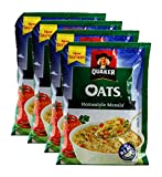 #8: Big Bazaar Combo - Quaker Oats, Homestyle Masala, 40g (Buy 3 Get 1, 4 Pieces) Promo Pack