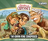 GREEN RING CONSPIRACY VOL 53 CD (Adventures in Odyssey (Audio Numbered))
